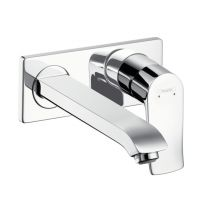 Metris Single lever basin mixer for concealed installation